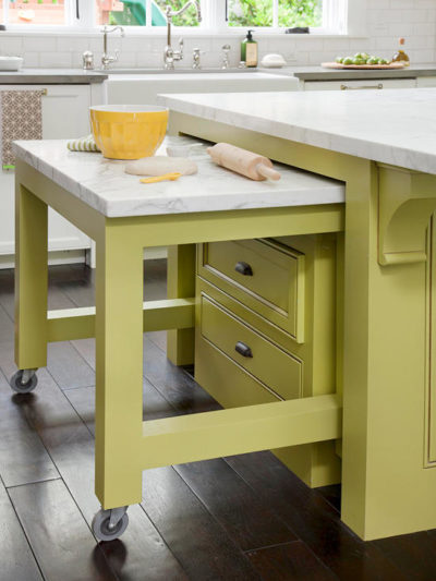 rolling cart for small kitchen