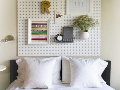 pegboard ideas for bedroom