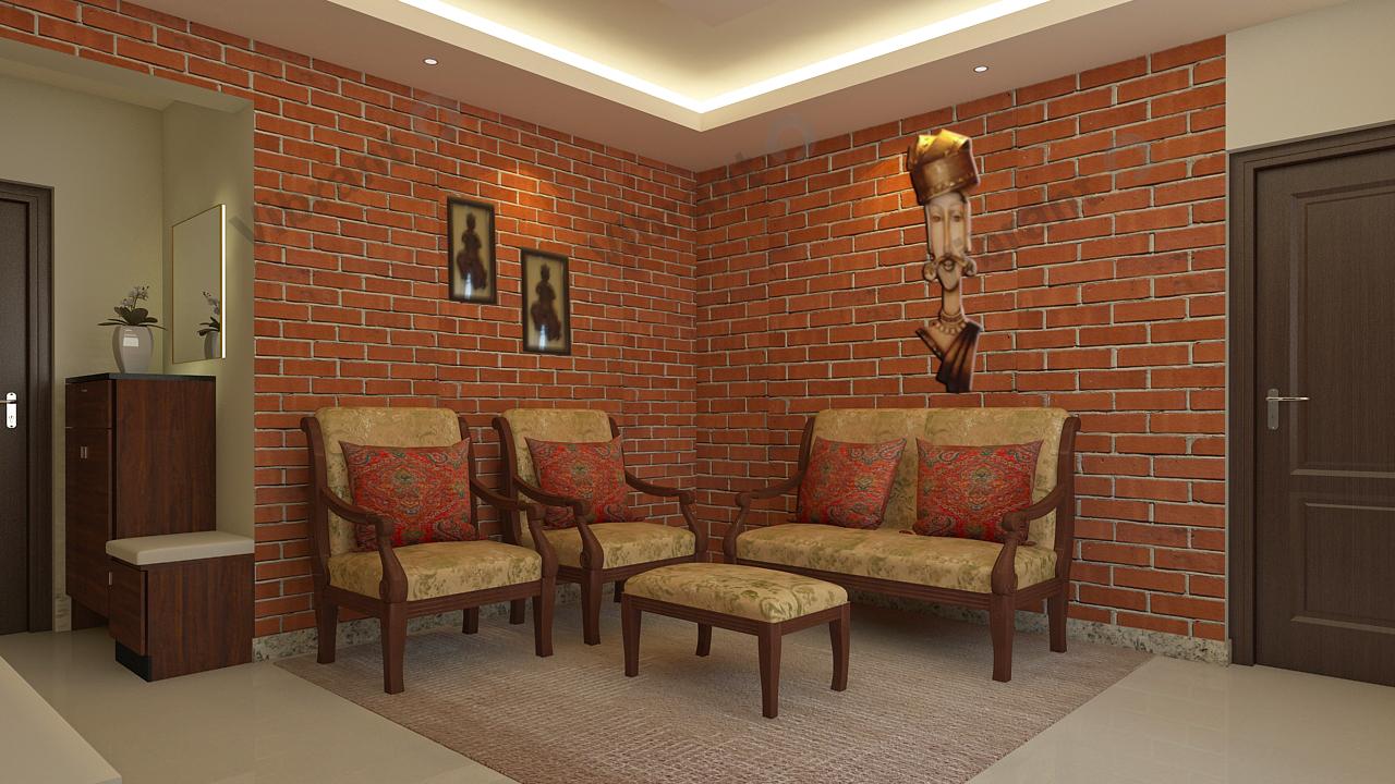 false ceiling for living room