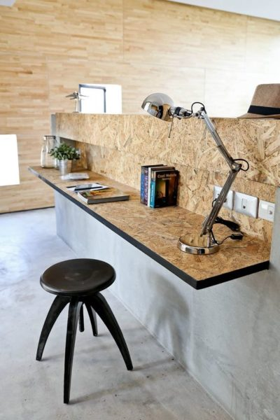 particle board for study table