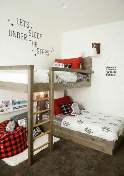bunker beds design idea