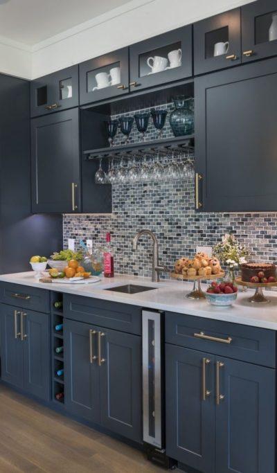 mosaic tiles in kitchen