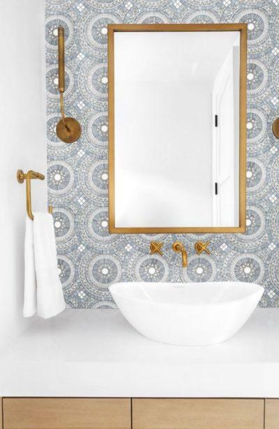 designer mosaic tiles for bathroom