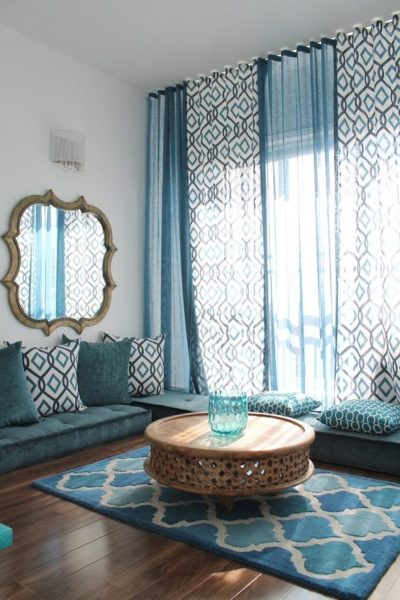 curtain ideas for rented apartments