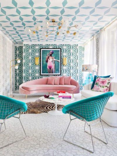 mosaic wall decor ideas