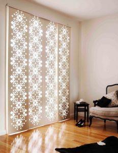 latest window blind designs