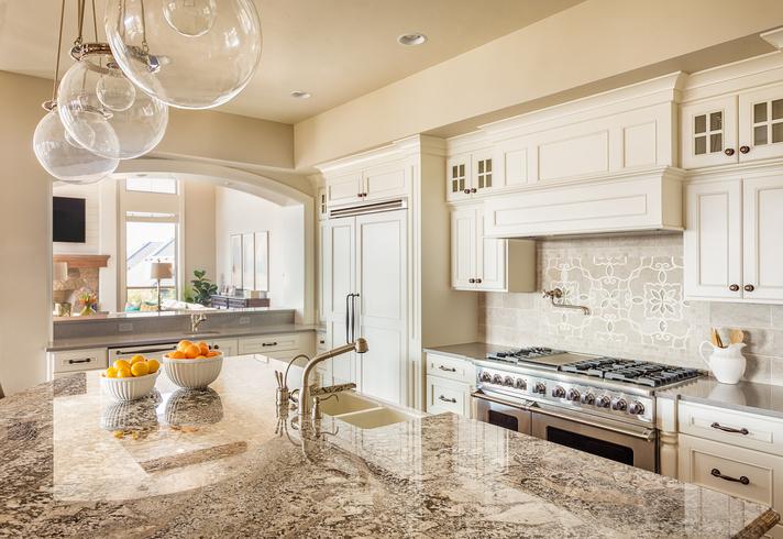 granite counter top for kitchen