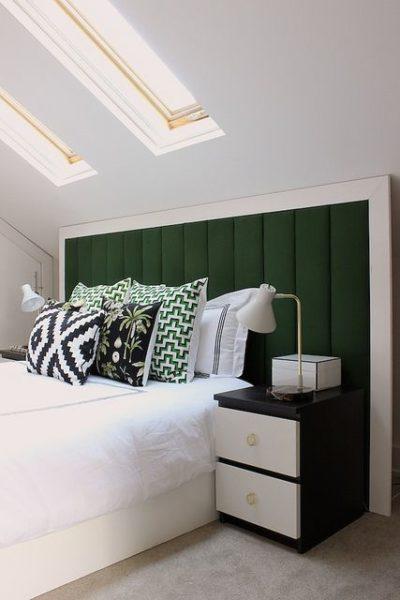 elegant headboard designs for master bedroom