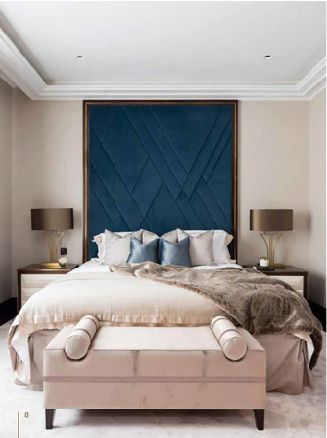 latest headboard designs for bed