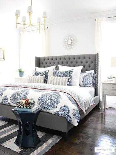 luxurious headboard designs for bedroom