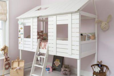treehouse bedroom for kids