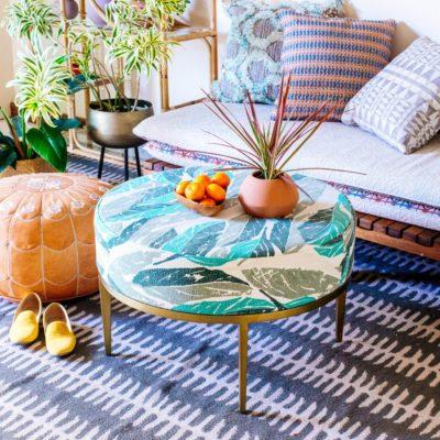 fruit decor on table