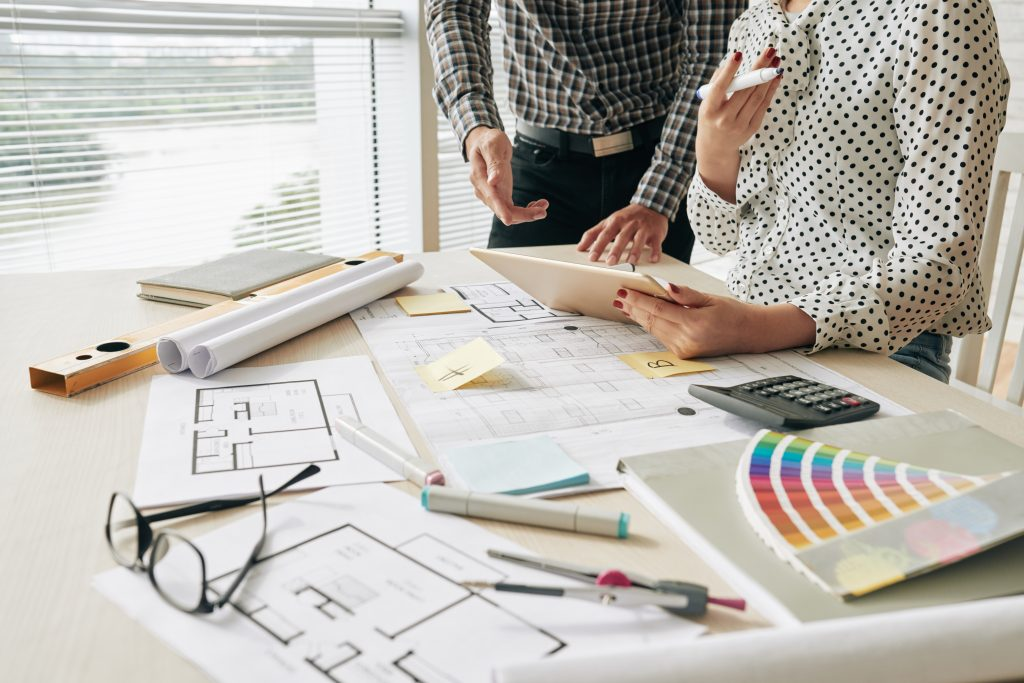 interior designer consultation