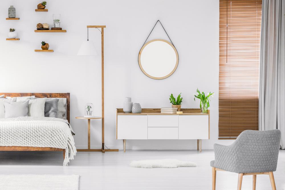 mirror ideas for bedroom