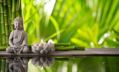 buddha for feng shui balance