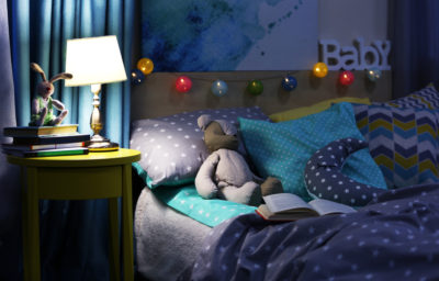 warm lighting ideas for bedroom