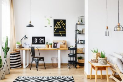 home office set up ideas