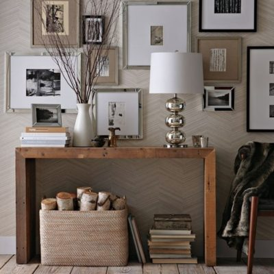 under the table storage ideas