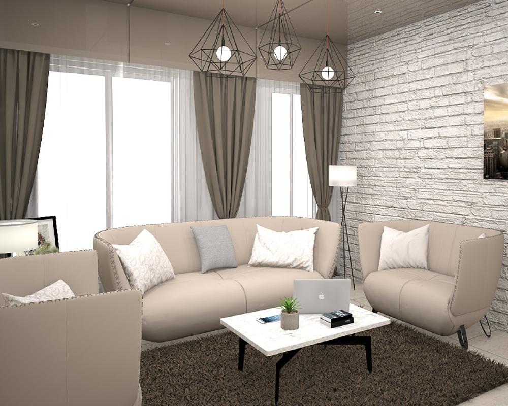 final interior designer process