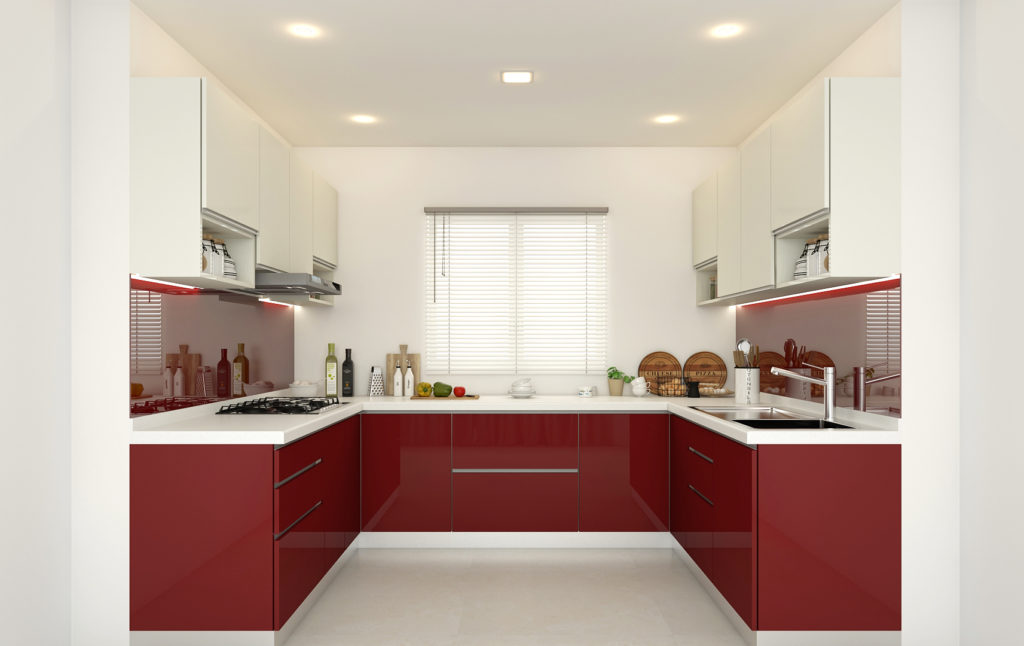 Modular kitchen in Chennai