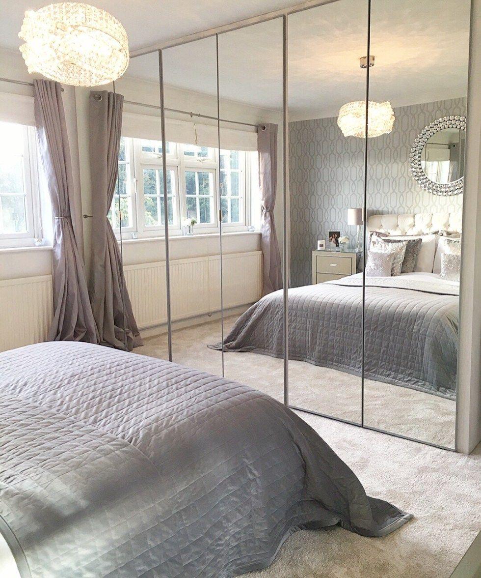 mirror wardrobe design
