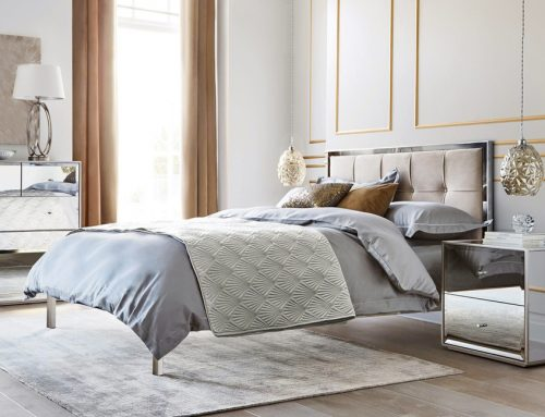 5 Step Guide For A Sweet & Simple Bedroom Design Makeover!