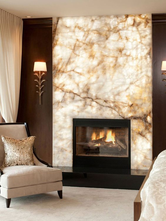 onyx marble flooring designs for living room