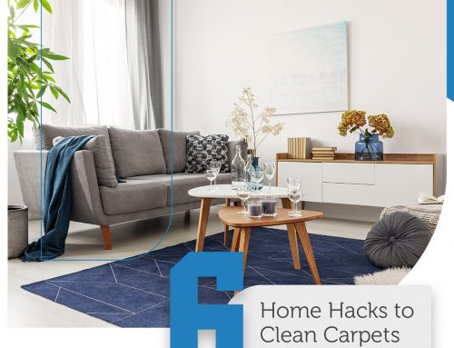 6 Home Hacks to Clean Carpets and Rugs