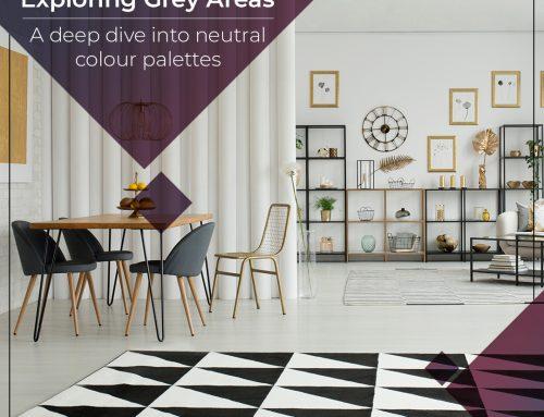 Exploring Grey Areas – A deep dive into neutral colour palettes