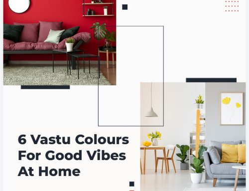 6 Vastu Colours For Good Vibes At Home