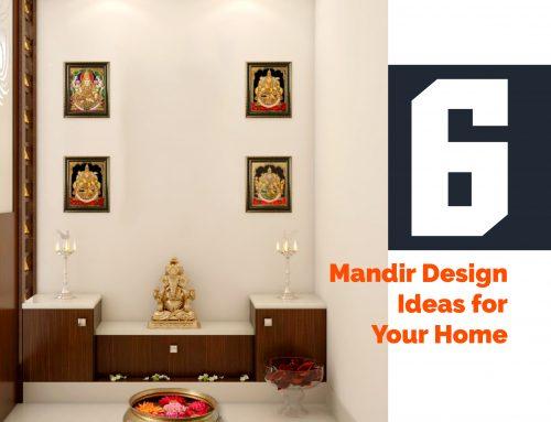 6 Mandir Design Ideas for Your Home