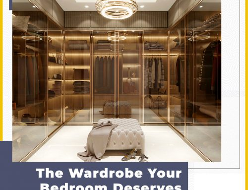 The Wardrobe Your Bedroom Deserves