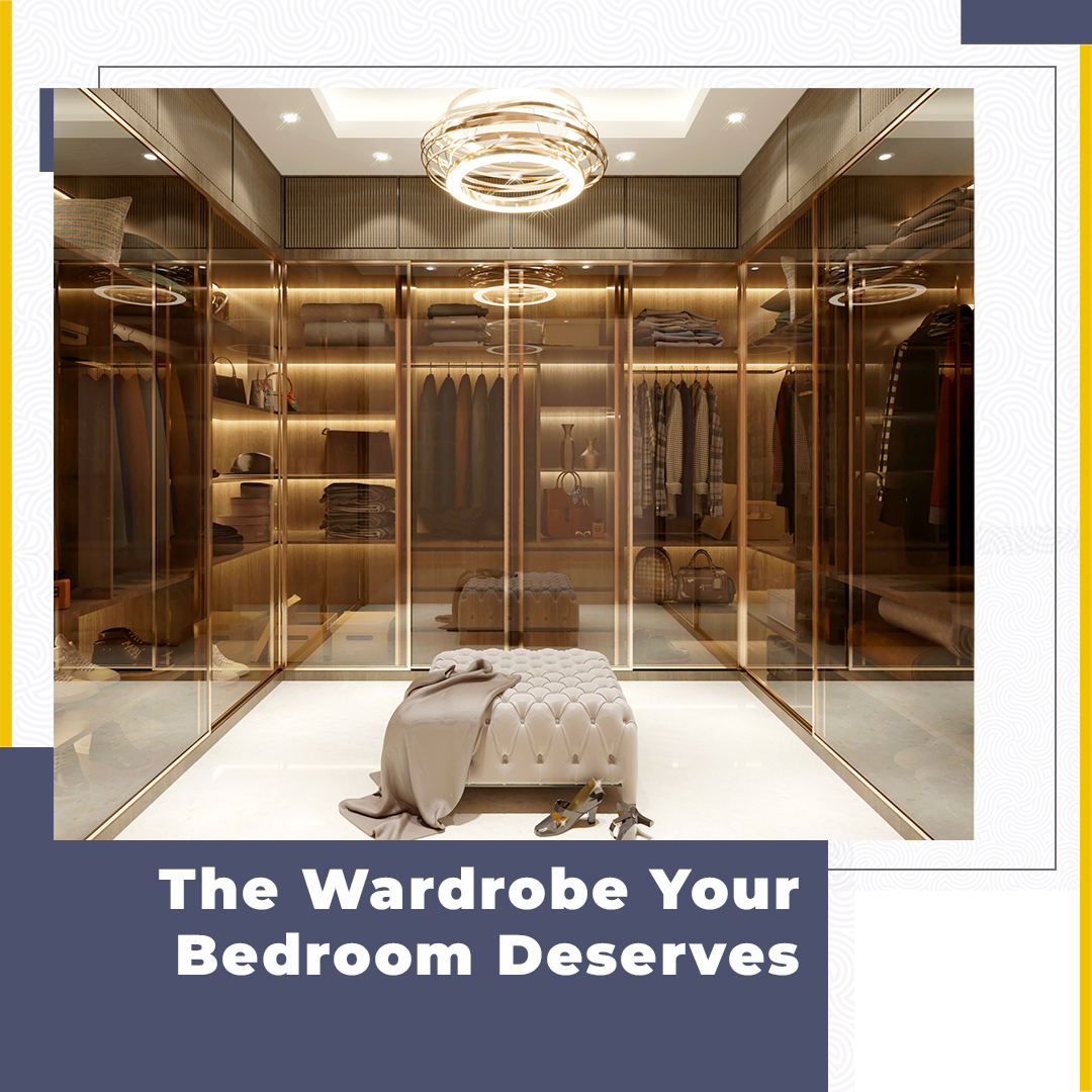 Modular Wardrobe Designs in Chennai