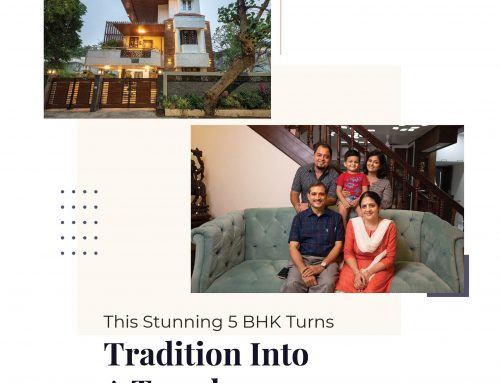 This Stunning 5 BHK Turned Tradition into A Trend