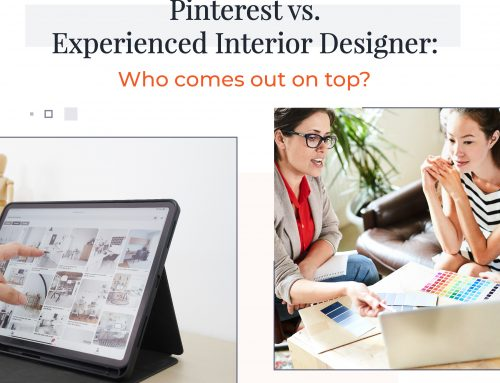 Pinterest vs. Experienced Interior Designer: Who comes out on top?