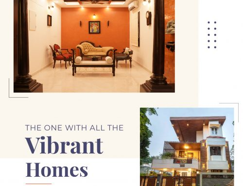 The One With All The Vibrant Homes
