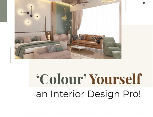 'Colour' Yourself an Interior Design Pro!