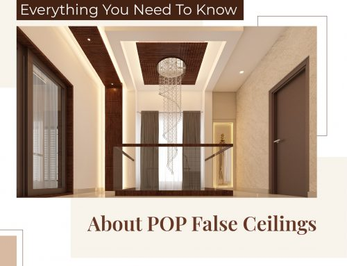 Everything You Need To Know About POP False Ceilings