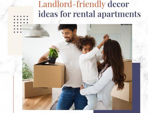 Landlord-Friendly Decor Ideas for Rental Apartments
