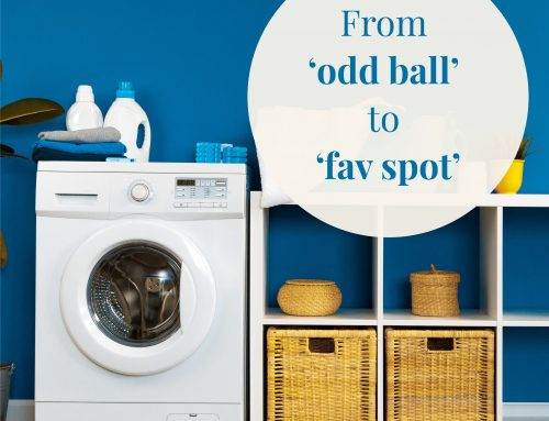 Make laundry days fun again with these smart utility area design tips