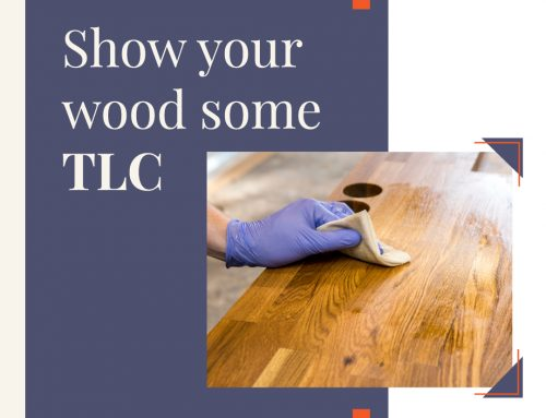 Wood you look at that – flawless furniture with TLC