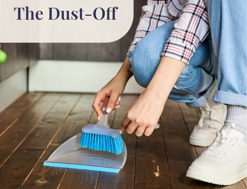 3 Tips To Keep Dust At Bay