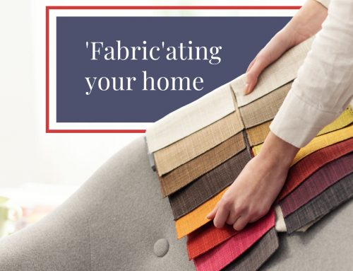 A guide to choosing the right fabrics for your furniture