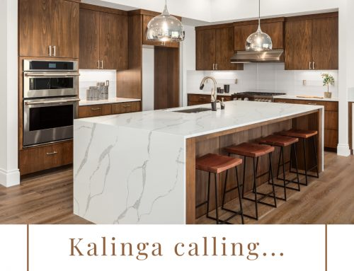 Find your kitchen's calling with Kalinga stone