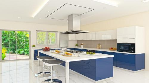 Island Kitchen view-1